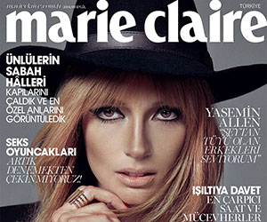 Samsung Galaxy Tab S Marie Claire Dergisi